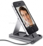 Док-станции Док-станция для iPhone 4 и 4S Belkin Portable Video Stand, цвет grey (F8Z795cw)