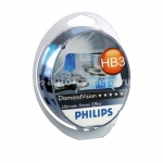 Галогенная лампа Philips HB3 12v 65w Diamond Vision 9005DV 2 шт.