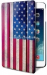 Кожаный чехол для iPad Air Puro Flag Zeta Slim case, цвет USA (IPAD5ZETASUSA)