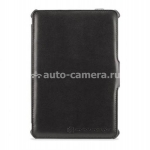 Кожаный чехол для iPad Mini Scosche follO m1 Leather Case, цвет black (IPDMFLBK)