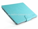 Кожаный чехол для iPad mini Yoobao iFashion Leather Case, цвет blue