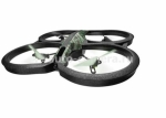 Квадрокоптеры Квадрокоптер Parrot AR.Drone 2.0 Elite Edition, цвет Jungle (PF721822)