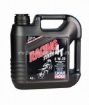 Моторное масло Liqui Moly 5W-30 Racing Synth 4T 7539, 4л