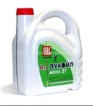 Моторное масло Lukoil Мото-2Т 132720, 4л