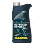 Моторное масло Mannol Outboard Universal 4036021101774, 1л