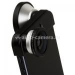 объективы Объектив для iPhone 5 / 5S Photo lens ib-FMSW-5 3-in-one, цвет объектива металлик