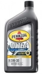 Моторное масло Pennzoil 5W-30 Ultra Euro L Full Synthetic Motor Oil 071611010689, 0.946л