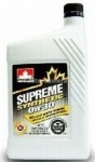 Моторное масло Petro-Canada 0W-30 Supreme Synthetic 055223611397, 1л