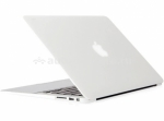 "Пластиковый чехол для MacBook Air 11"" Daav HardShell Satin, цвет White (D-MBA11-RFC-White)"