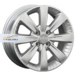 Диски Replay 5,5x14 4x100 ET39 D56,6 GN73 Sil (Chevrolet)