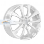 Диски Replay 7,5x18 5x108 ET52,5 D63,3 FD31 White (Ford)
