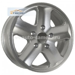 Диски Replay 7x16 5x130 ET43 D84,1 SNG8 Sil (Ssang Yong)