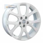 Диски Replay 7x17 5x114,3 ET50 D67,1 MZ28 White (Mazda)