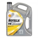 Моторное масло Shell 10W-30 Rotella T5 021400561212, 3.785л