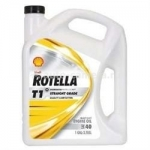 Моторное масло Shell 40 Rotella T1 40 021400560369, 3.785л