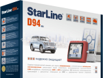 Автосигнализация StarLine D94 GSM/GPS 2 CAN