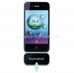 Для здоровья Термометр для iPhone, iPad и iPod touch Medisana ThermoDock
