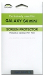 Защитные пленки Защитная пленка для Samsung Galaxy S4Mini (i9190) iCover Screen Protector Hard Coating (GS4M-SP-HC)