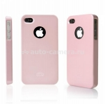 Чехол для iPod touch 4G iCover Glossy, цвет Pink (IT4-G-P)
