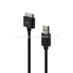 Кабель для iPod и iPhone Belkin ChargeSync Cable, цвет черный (F8Z328EA04BL)