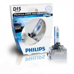 Лампа ксенон D1S Philips 85V-35W (PK32d-2) BlueVision ultra