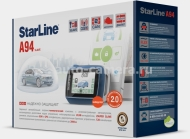 Автосигнализация StarLine A94 GSM CAN+LIN