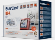 Автосигнализация StarLine D94 GSM/GPS CAN+LIN