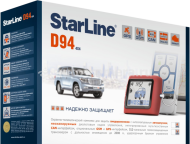 Автосигнализация StarLine D94 GSM/GPS 2CAN