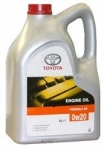 Масло Toyota 0W-20 Engine oil  Formula XS 08880-82653, 5л