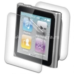 Защитная пленка для экрана Apple iPod Nano 6G ZAGG invisible SHIELD Full Body