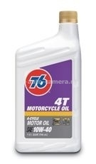 Масло 76 20W-50 4T Motorcycle Oil 075731332140, 0.946л