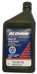 Масло AC Delco 5W-30 Motor Oil 10-9016, 0.946л