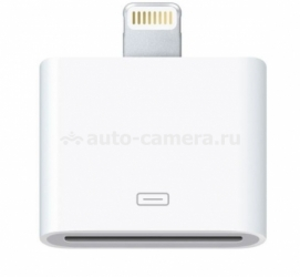 Адаптер для iPad 4 и iPad mini Henca 30-pin to Lightning, цвет white ( LA30AW )