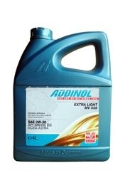 Масло Addinol 0W-30 Extra Light MV 038 4014766250711, 4л