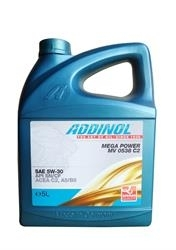 Масло Addinol 5W-30 Mega Power MV 0538 C2 4014766241252, 5л