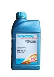 Масло Addinol 5W-30 Mega Power MV 0538 C4 4014766073259, 1л