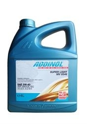 Масло Addinol 5W-40 Super Light MV 0546 4014766250001, 4л