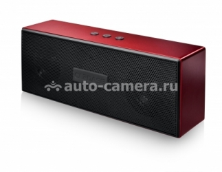 Акустическая система для iPad, iPhone, iPod, Samsung и HTC Capdase Portable Bluetooth Speaker Beatbar BTS-2, цвет red (SK00-B309)