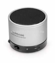 Акустическая система для iPad, iPhone, Samsung и HTC Capdase Portable Bluetooth Speaker Beat Soho, цвет silver (SK00-B20S)