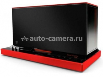 Акустическая система для iPhone, iPad и iPod SoundFreaq SoundPlatform, цвет red(SFQ-01r)
