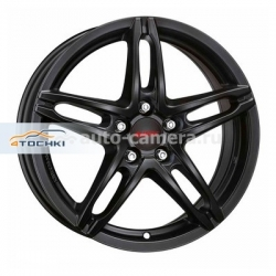 Диск Alutec 7x17 5x114,3 ET48 D70,1 Poison Racing Black