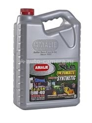 Масло Amalie 5W-40 XLO Ultimate Synthetic 160-60197-36, 3.78л