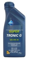 Масло Aral 0W-30 SuperTronic G 10382, 1л