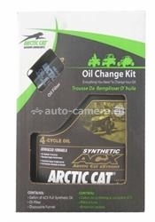 Масло Arctic cat Synthetic ACX 4-Cycle Oil 1436-440, 3.785л
