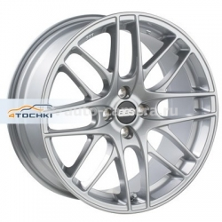 Диск BBS 7,5x17 5x112 ET35 D82 CS brilliant-silber
