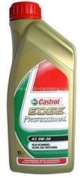 Масло Castrol 0W-30 EDGE Professional A5 Volvo 4008177073564, 1л