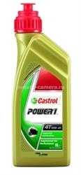 Масло Castrol 10W-40 Power 1 4T 58867, 1л