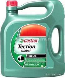 Масло Castrol 15W-40 Tection Global 4008177046223, 5л