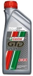 Масло Castrol 5W-40 GTD 505.01 TOP UP GY-505TUP-12X1L, 1л
