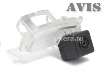 CCD штатная камера заднего вида AVIS AVS321CPR для HONDA CIVIC 4D IX (2012-...)/ ACCORD IX (2012-...) (#020)